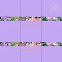 Цветочная палитра (фиолетовый)
